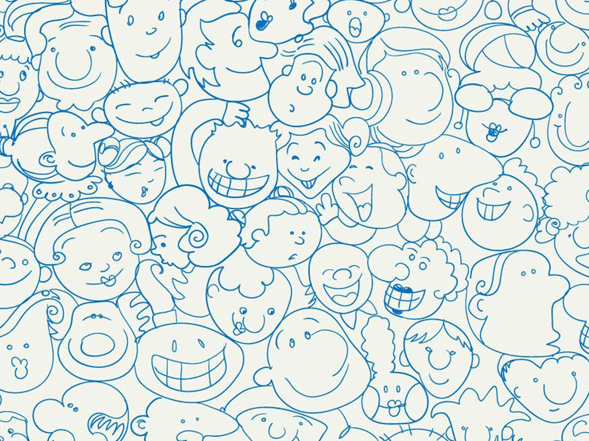 Papel de Parede para Quarto Infantil 0065 - Adesivos de Parede  - Paredes Decoradas