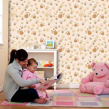 Papel de Parede para Quarto Infantil 0069 - Adesivos de Parede