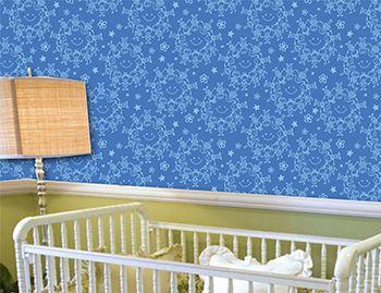 Papel de Parede para Quarto Infantil 0073 - Adesivos de Parede