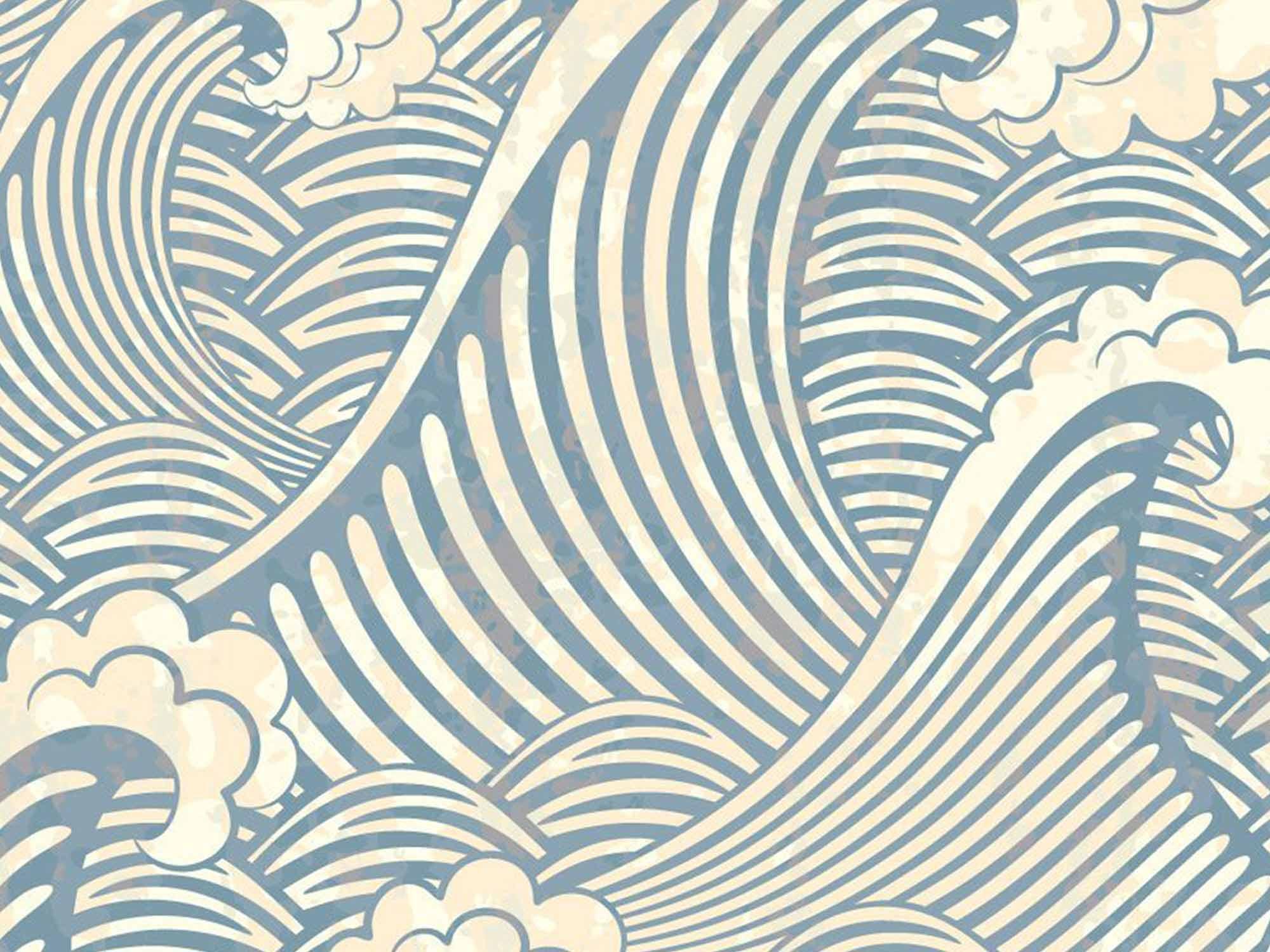Papel de Parede para Sala Abstrato 0008  - Paredes Decoradas