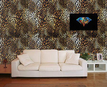 Papel de Parede para Sala Abstrato 0017  - Paredes Decoradas