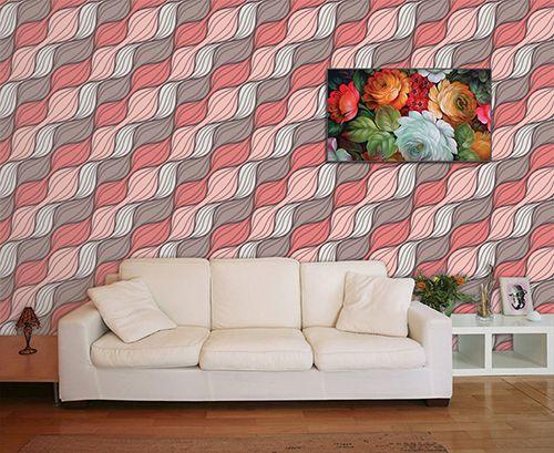 Papel de Parede para Sala Abstrato 0019