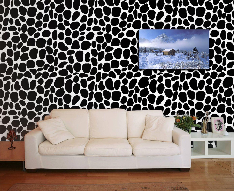 Papel de Parede para Sala Abstrato 0027