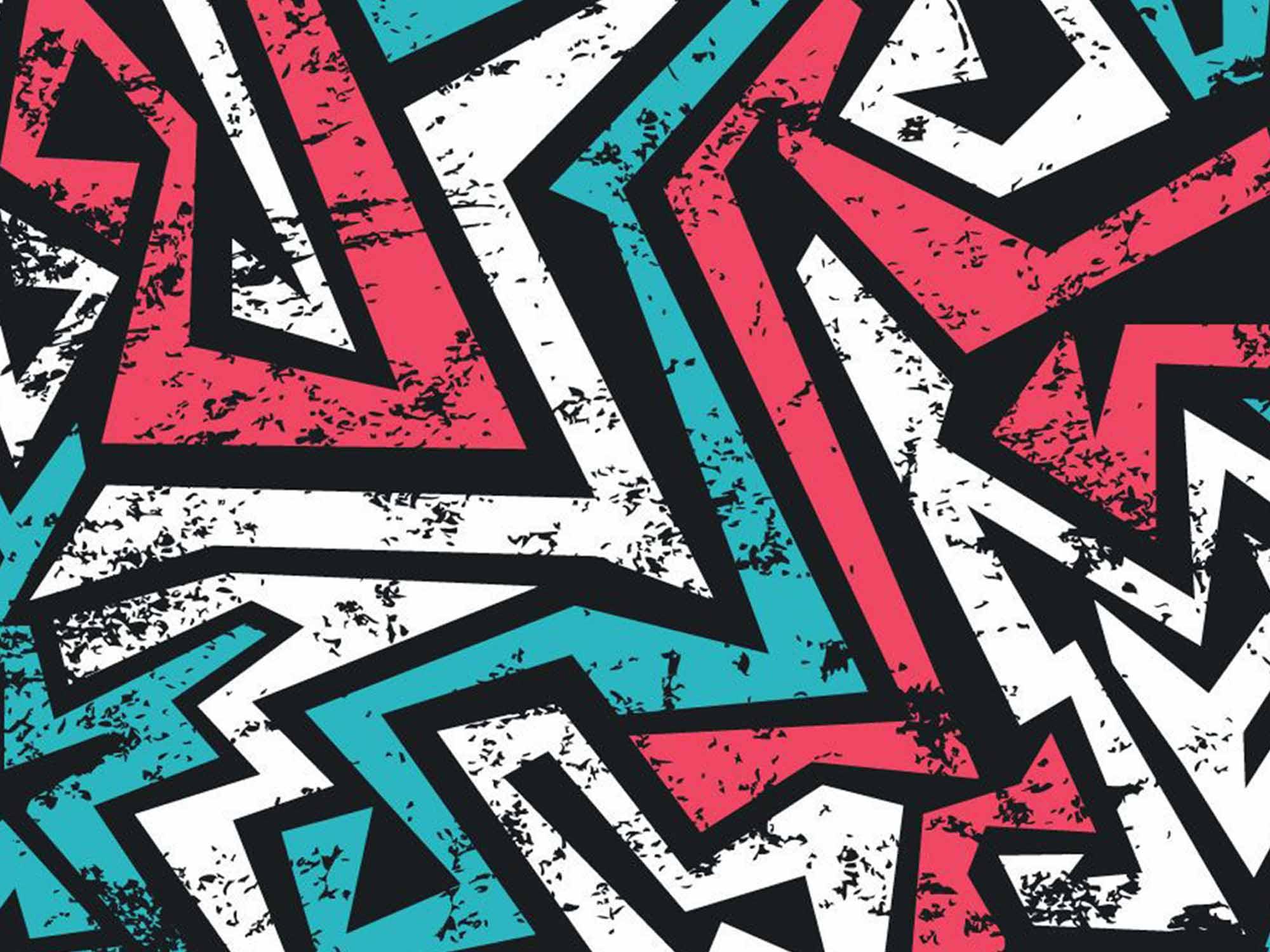 Papel de Parede para Sala Abstrato 0032  - Paredes Decoradas
