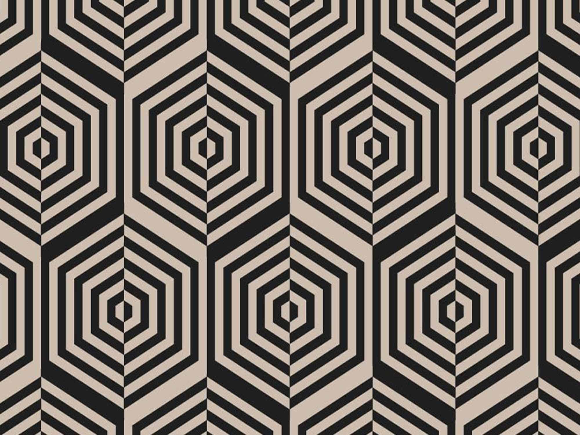 Papel de Parede para Sala Abstrato 0033  - Paredes Decoradas
