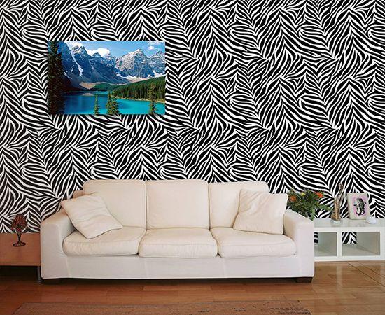 Papel de Parede para Sala Abstrato 0037  - Paredes Decoradas