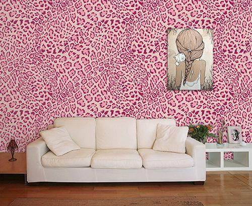 Papel de Parede para Sala Abstrato 0043