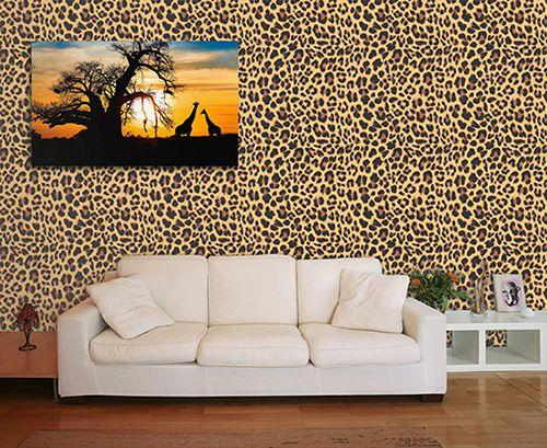 Papel de Parede para Sala Abstrato 0045  - Paredes Decoradas