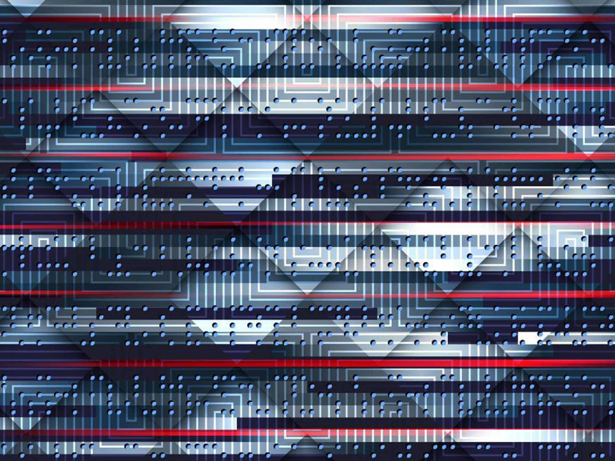 Papel de Parede para Sala Abstrato 0053  - Paredes Decoradas