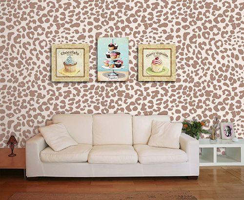 Papel de Parede para Sala Abstrato 0056