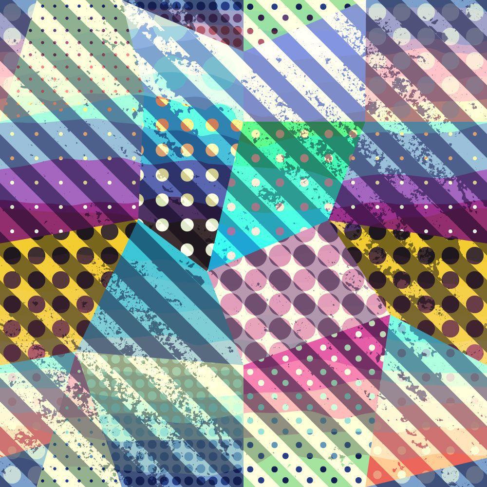 Papel de Parede para Sala Abstrato 0067