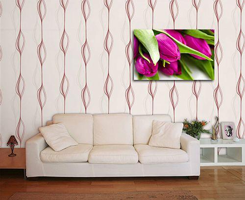 Papel de Parede para Sala Abstrato 0068  - Paredes Decoradas
