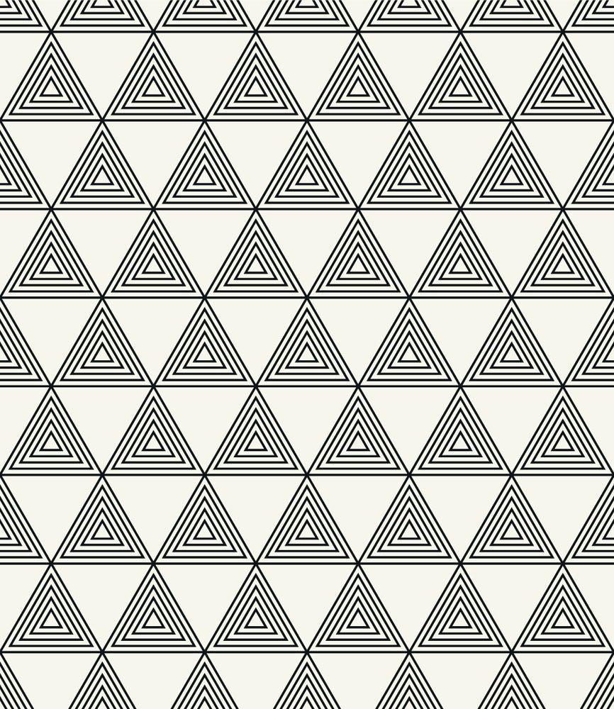 Papel de Parede para Sala Geométrico 0054 - Adesivos de Parede  - Paredes Decoradas