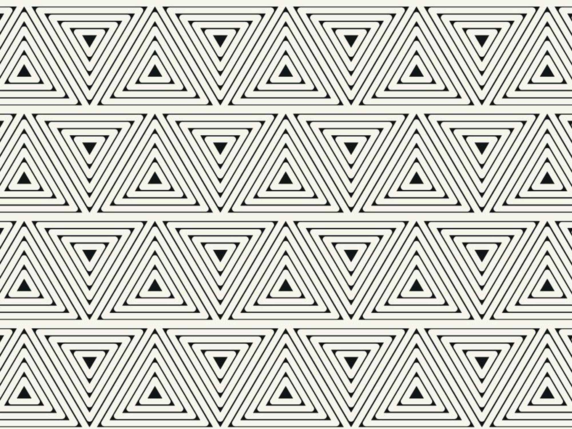 Papel de Parede para Sala Geométrico 0059 - Adesivos de Parede  - Paredes Decoradas