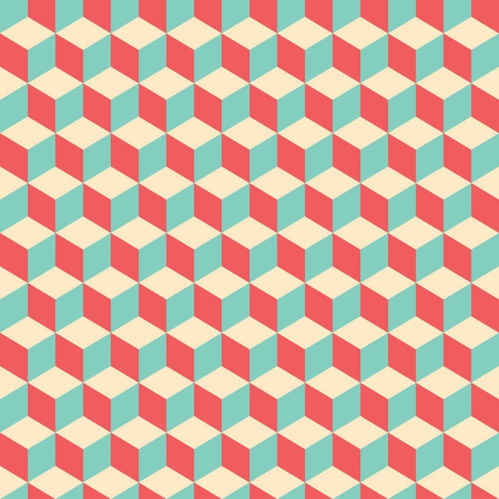 Papel de Parede para Sala Geométrico 0066 - Adesivos de Parede  - Paredes Decoradas
