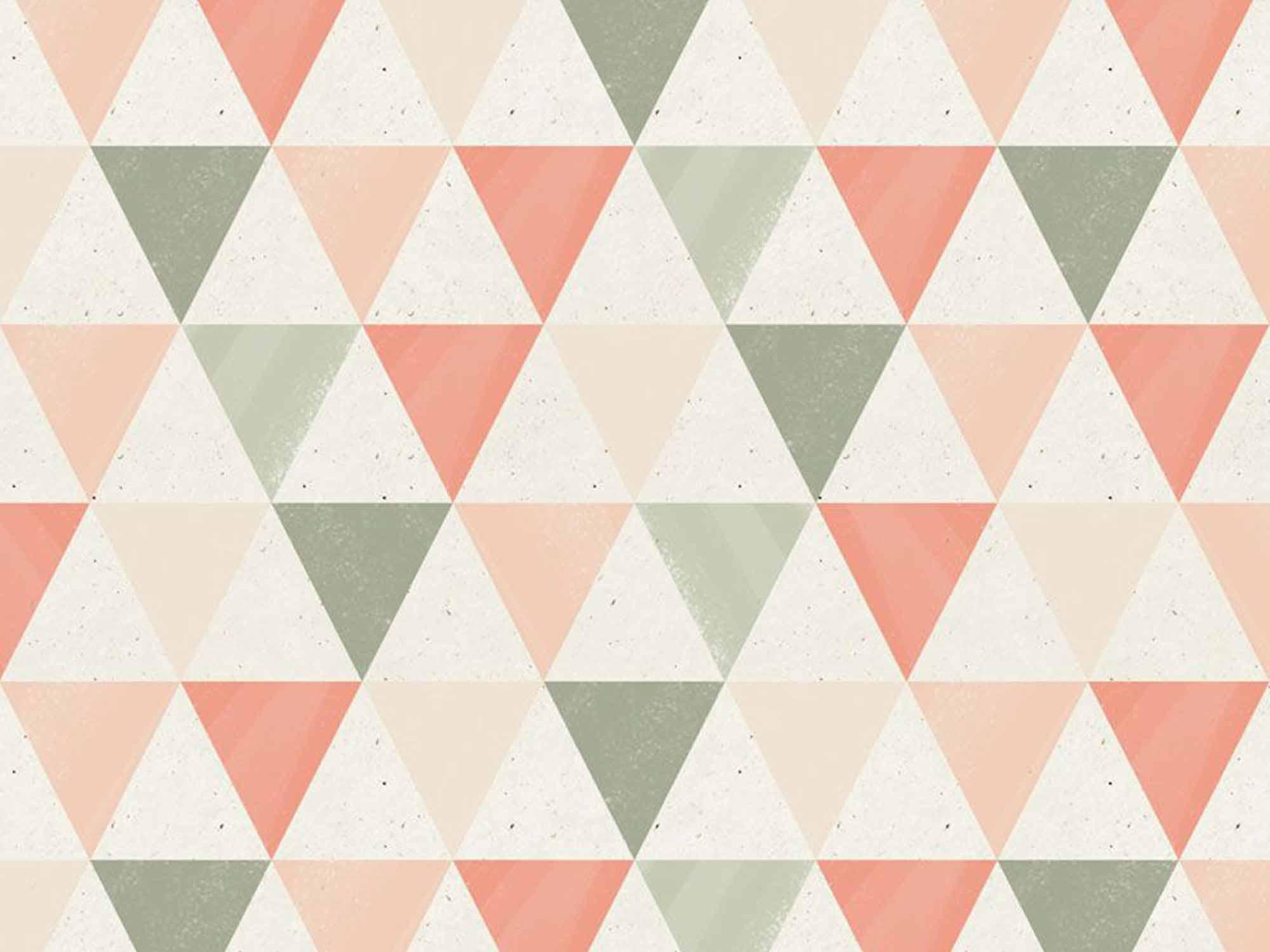 Papel de Parede para Sala Geométrico 0074 - Adesivos de Parede  - Paredes Decoradas