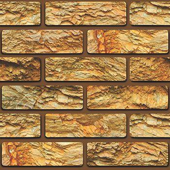 Papel de Parede Tijolos 0005 - Adesivos de Parede  - Paredes Decoradas