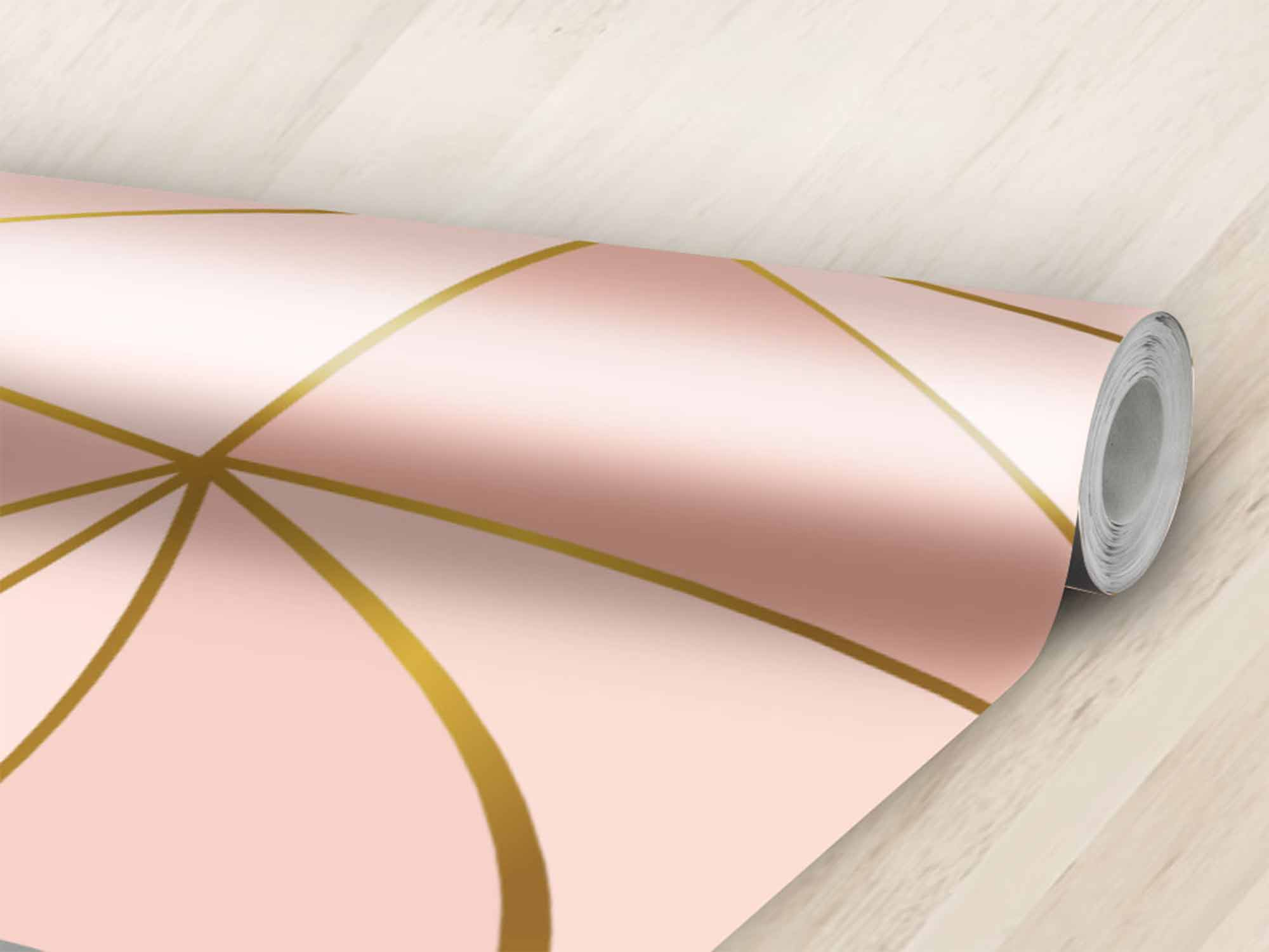 Papel de Parede Zara 0001- Adesivo de Parede  - Paredes Decoradas