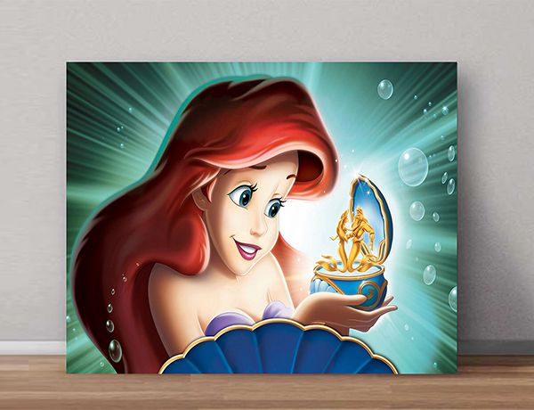 Quadro Decorativo Ariel 0006  - Paredes Decoradas