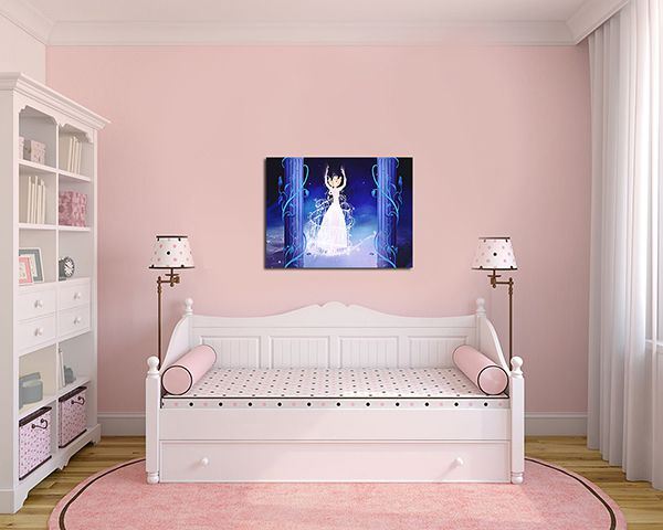 Quadro Decorativo Cinderela 0003