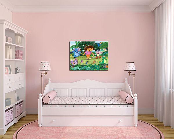 Quadro Decorativo Dora Aventureira 0008