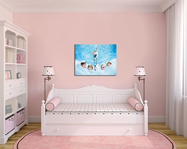 Quadro Decorativo Frozen 0001