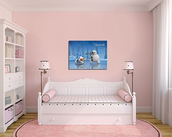Quadro Decorativo Frozen 0002