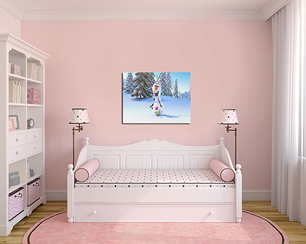 Quadro Decorativo Frozen 0004