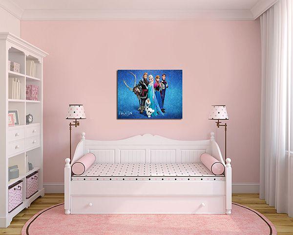 Quadro Decorativo Frozen 0009