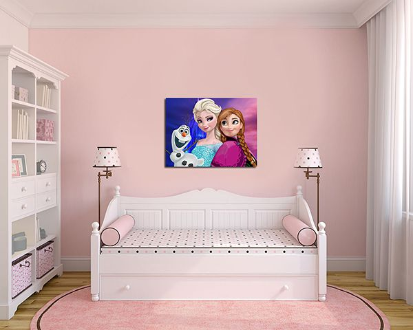 Quadro Decorativo Frozen 0010