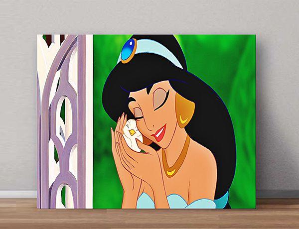 Quadro Decorativo Jasmine 0002  - Paredes Decoradas