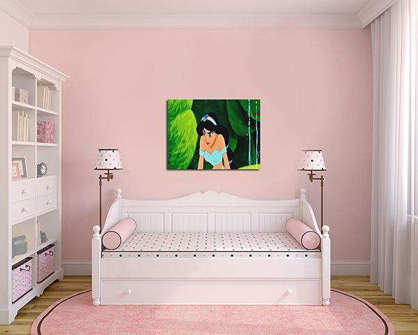 Quadro Decorativo Jasmine 0004  - Paredes Decoradas