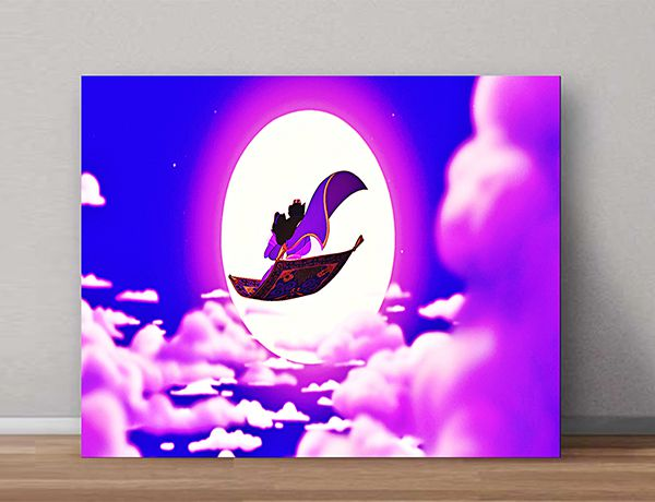 Quadro Decorativo Jasmine 0009  - Paredes Decoradas