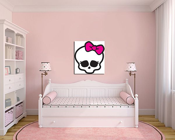 Quadro Decorativo Monster High 0005