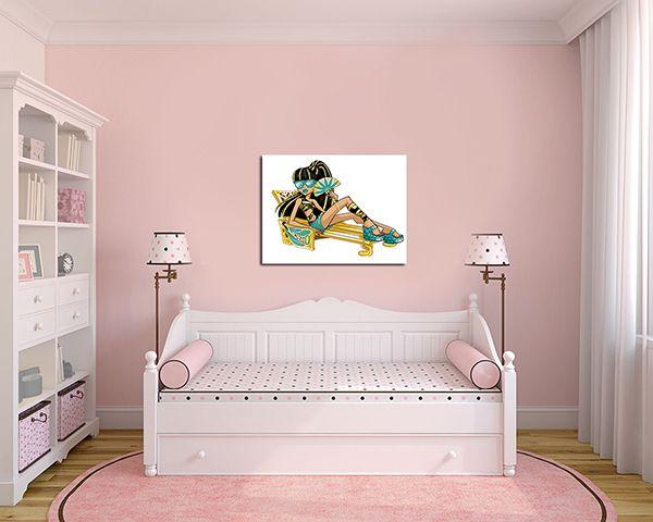 Quadro Decorativo Monster High 0012