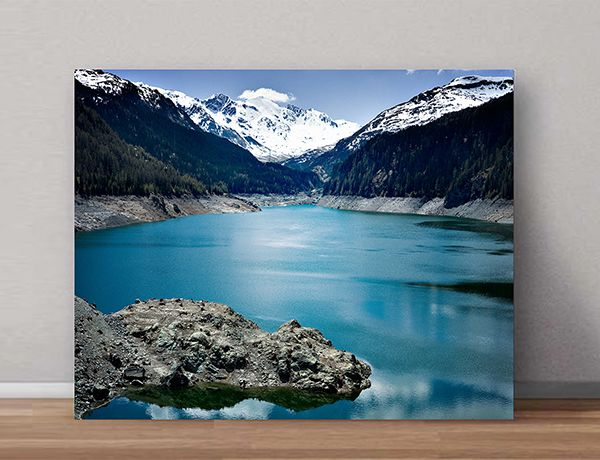 Quadro Decorativo Paisagens 0050  - Paredes Decoradas