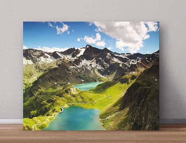 Quadro Decorativo Paisagens 0051  - Paredes Decoradas