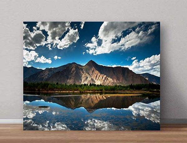 Quadro Decorativo Paisagens 0060  - Paredes Decoradas