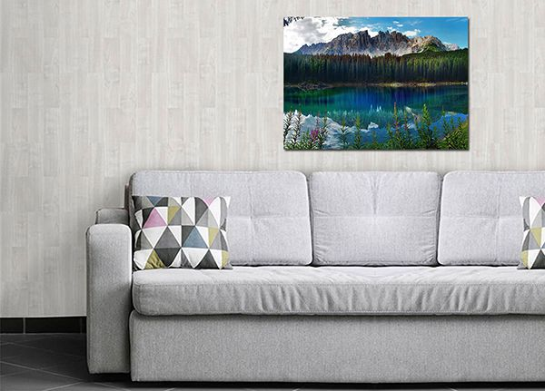 Quadro Decorativo Paisagens 0075  - Paredes Decoradas