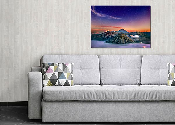 Quadro Decorativo Paisagens 0079  - Paredes Decoradas