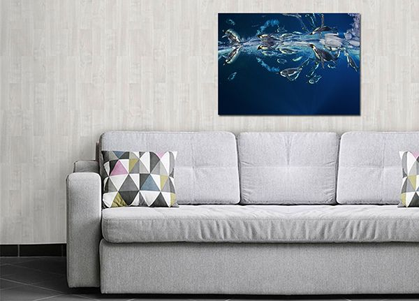 Quadro Decorativo Paisagens 0096  - Paredes Decoradas