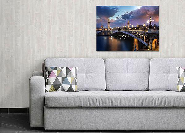 Quadro Decorativo Paisagens 0127  - Paredes Decoradas