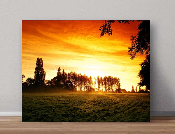 Quadro Decorativo Paisagens 0136  - Paredes Decoradas