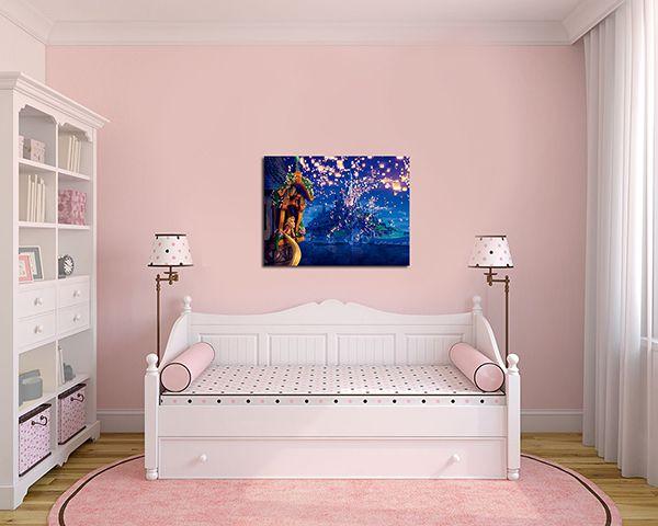 Quadro Decorativo Rapunzel 0004