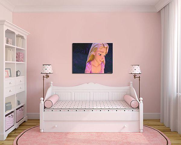 Quadro Decorativo Rapunzel 0005