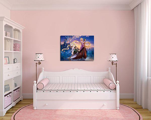 Quadro Decorativo Rapunzel 0006