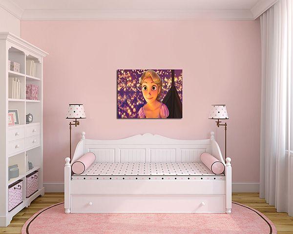 Quadro Decorativo Rapunzel 0007