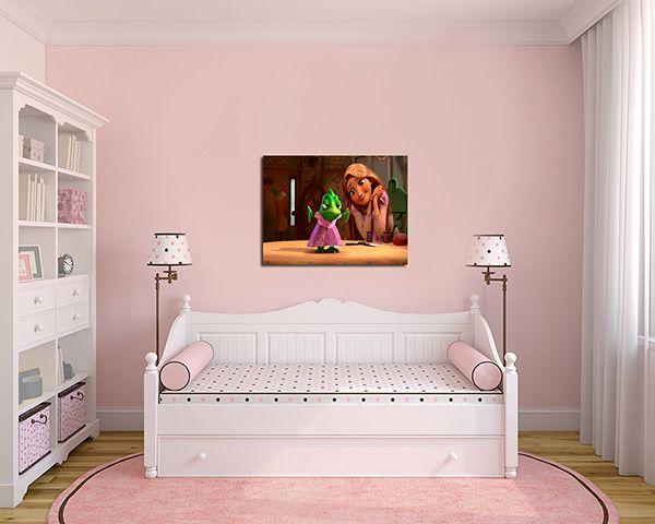 Quadro Decorativo Rapunzel 0009