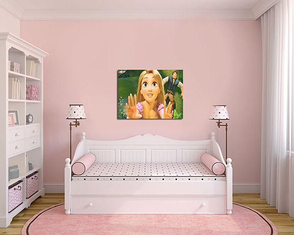 Quadro Decorativo Rapunzel 0010