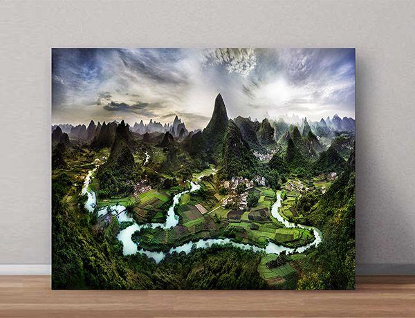 Quadro Decorativo Surreal 0003  - Paredes Decoradas